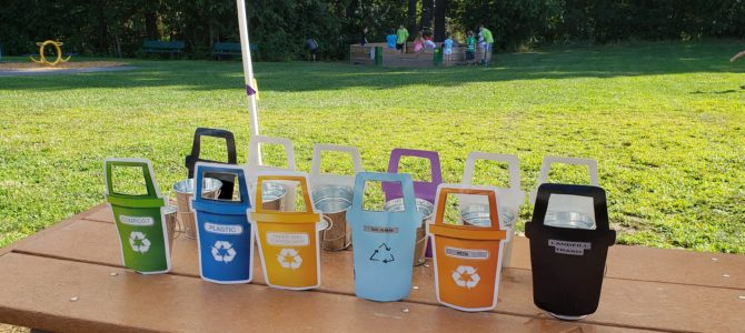 Litter Education at the Middleton Recreation Program