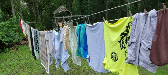 Making Laundry Sustainable
